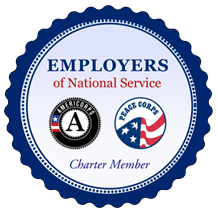 Employers of National Service home page