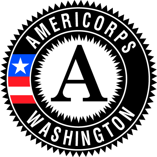 Image result for americorps washington logo