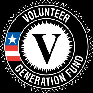 volunteer generation fund logo